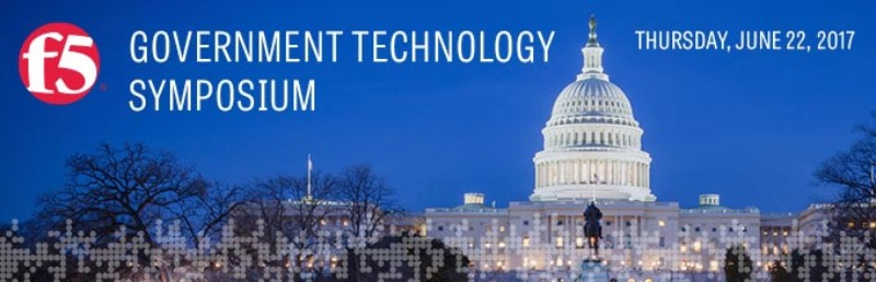 F5 Gov Tech Symposium