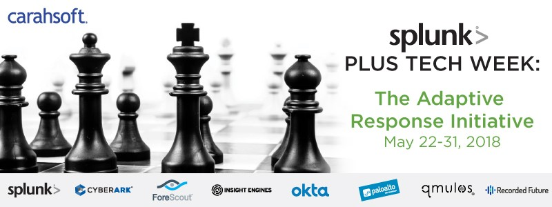 Splunk Plus Tech Week
