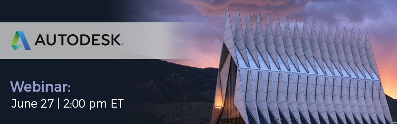 Autodesk Air Force Chapel Project