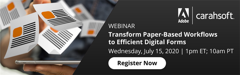 Transform Paper-Based Workflows to Efficient Digital Forms