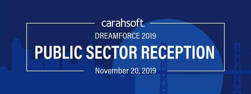 Carahsoft Reception @ Dreamforce