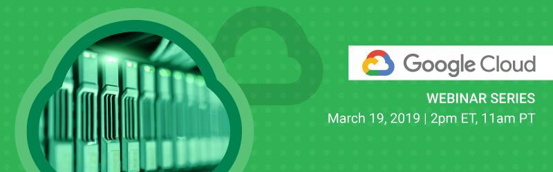 Google Cloud Elder Research Webinar