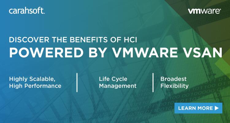 VMware vSAN and VxRail Demo - Register