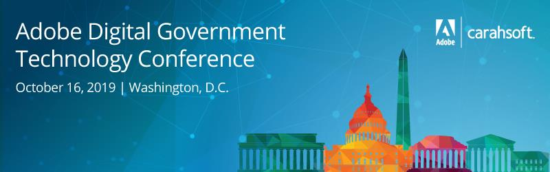 Adobe Digital Government Technology Conference