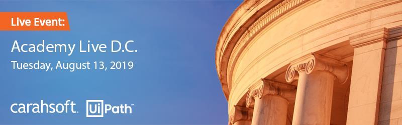 UiPath Academy Live - View
